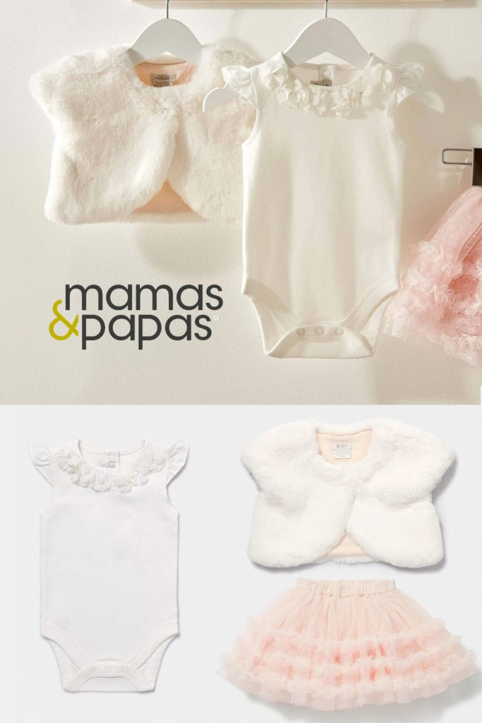 Delicate outfit for baby princesses – UK