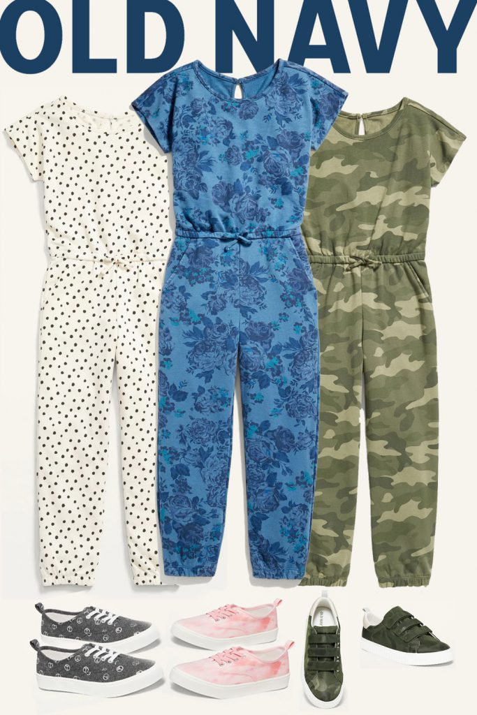 Old Navy Jumpsuits for Girls