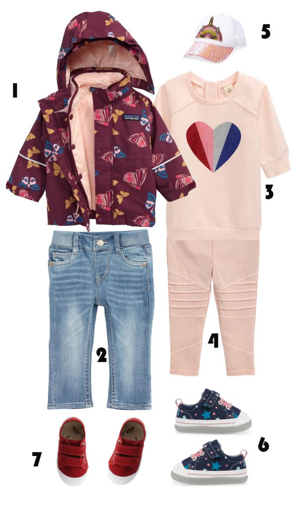 Baby outfit for off-season 2021