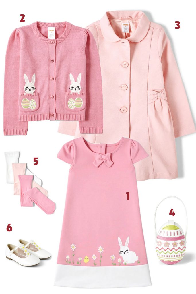 Easter Pink Outfit | Gymboree
