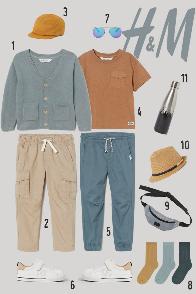 Boy Outfit HM (spring 2021)