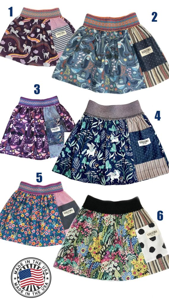 Best Cotton Skirts   Made in USA