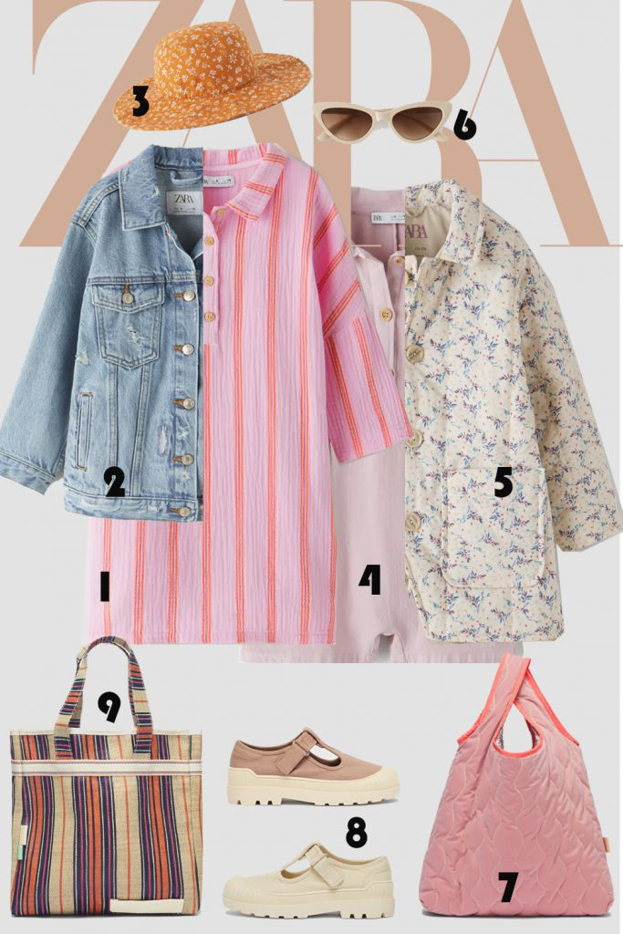Outfit ZARA for Girls (6-14 Years)
