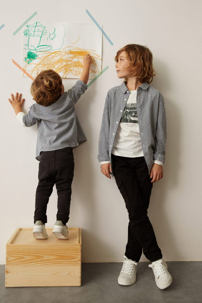 Casual Boys Outfit   MANGO