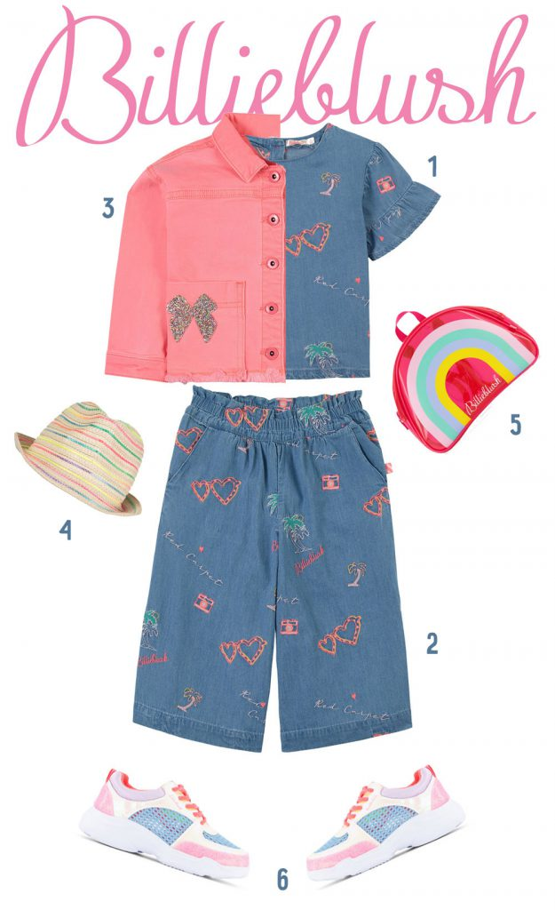 Billieblush Outfit For Girls
