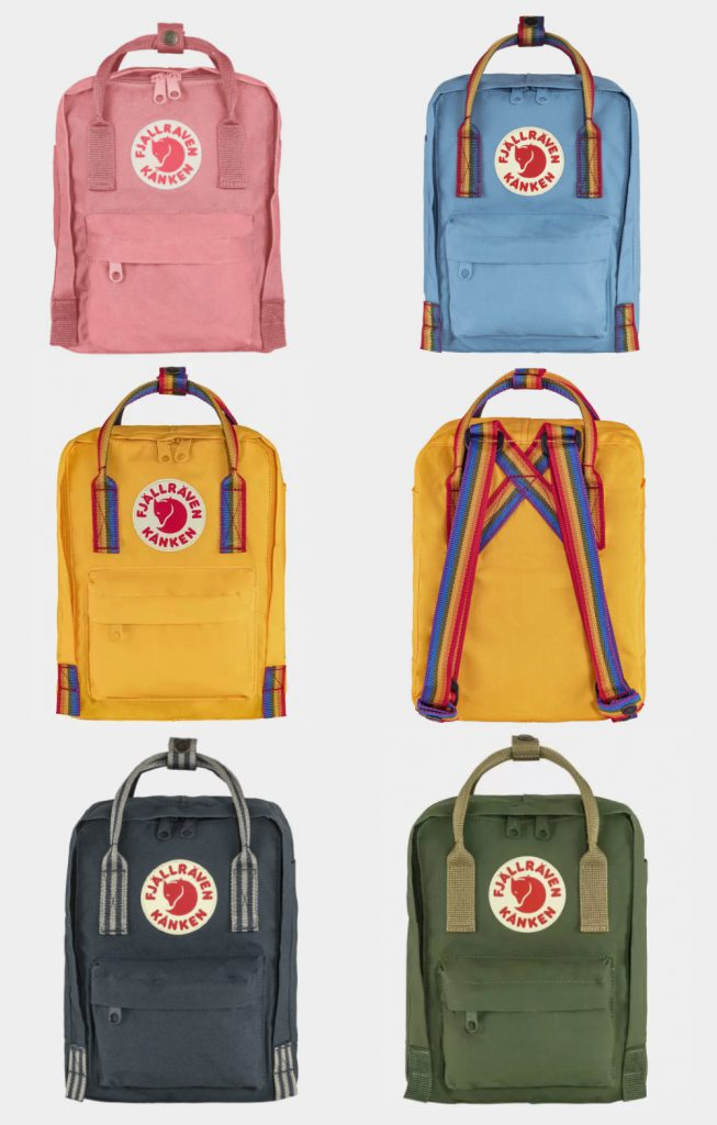 Mini Backpacks for children and adults | FJALLRAVEN