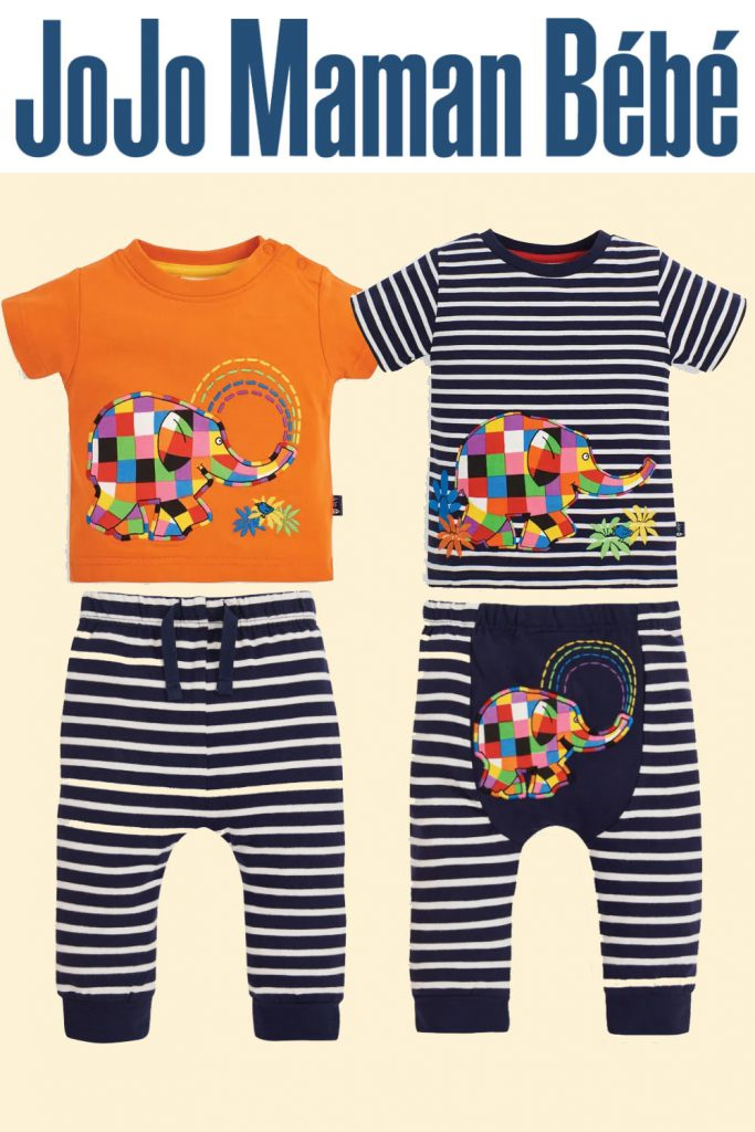 Elmer Baby Outfit