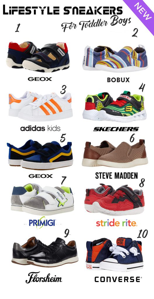 Best Lifestyle Sneakers for Toddler Boy | Zappos.com